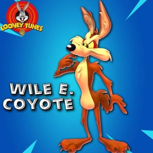 GTA 5 Mods Wile E. Coyote