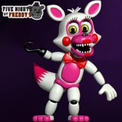 GTA 5 Mods FNAF Adventure Funtime Foxy