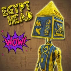GTA 5 Mods EGYPT SIREN HEAD