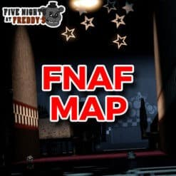 GTA 5 Mods Five Nights At Freddy MAP