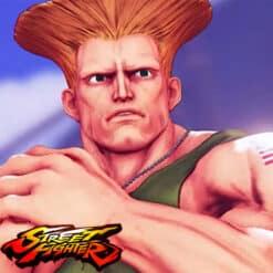 GTA 5 Mods Guile Super Street Fighter