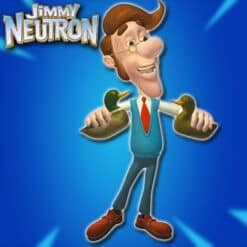 GTA 5 Mods Hugh Neutron in Jimmy Neutron