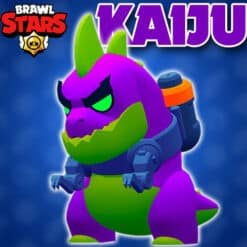 GTA 5 Mods Brawl Stars KAIJU BOSS