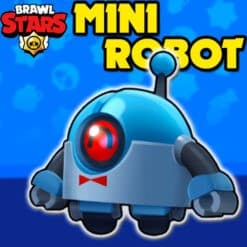 GTA 5 Mods Brawl Stars MINI ROBOT