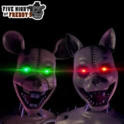 GTA 5 Mods FNAF Monster Cat & Rat