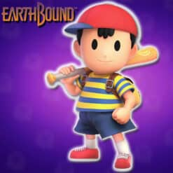 GTA 5 Mods NESS in Earthbound
