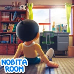 GTA 5 Mods Nobita's Room