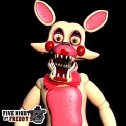 GTA 5 Mods FNAF Plastic Funtime Foxy