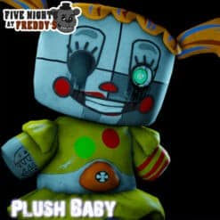 GTA 5 Mods FNAF Plush Baby