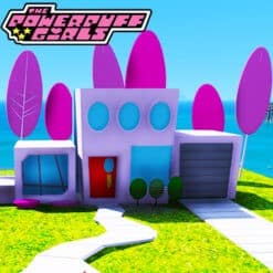 GTA 5 Mods Powerpuff Girls House
