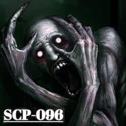 GTA 5 Mods SCP 096