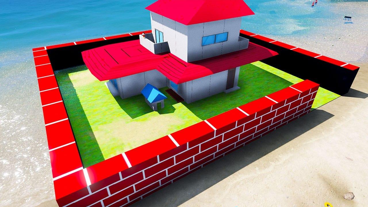 GTA 5 Mods Shin Chan House