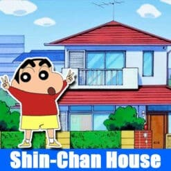 GTA 5 Mods Shin Chan House