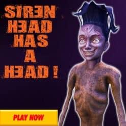 GTA 5 Mods SIREN DEMON HEAD