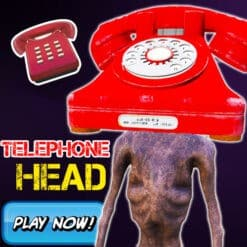 GTA 5 Mods Telephone Head