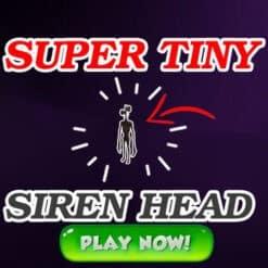 GTA 5 Mods Super Tiny Siren Head