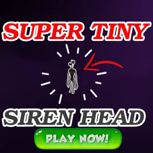GTA 5 Mods Super Tiny Siren Head