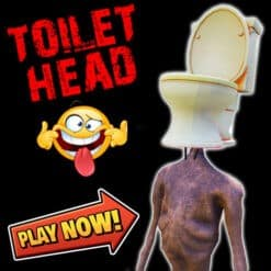 GTA 5 Mods TOILET HEAD