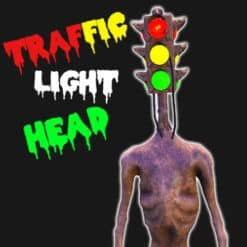 GTA 5 Mods Traffic Light Head