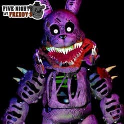 GTA 5 Mods FNAF Twisted Bonnie