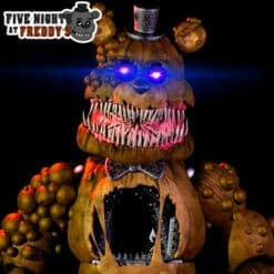 GTA 5 Mods FNAF Twisted Freddy