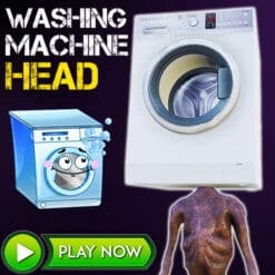 GTA 5 Mods Washing Machine Head
