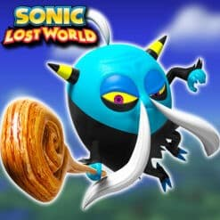 GTA 5 Mods ZIK in Sonic Lost World