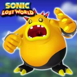 GTA 5 Mods ZOMOM in Sonic Lost World