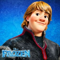 GTA 5 Mods Kristoff in Disney Frozen