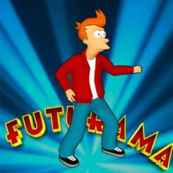 GTA 5 Mods Philip J. Fry in Futurama