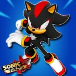 GTA 5 Mods Sonic Forces Shadow the Hedgehog