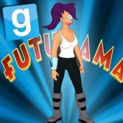GTA 5 Mods Turanga Leela in Futurama