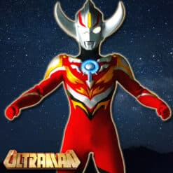 GTA 5 Mods Ultraman Orb Burnmite
