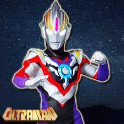 GTA 5 Mods Ultraman Orb Spacium Zepellion