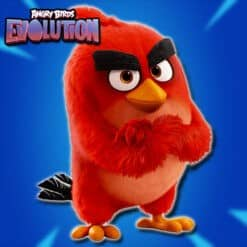 GTA 5 Mods Angry Bird Revolution Red