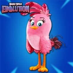 GTA 5 Mods Angry Birds Evolution Stella