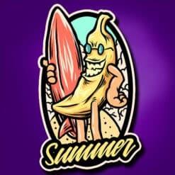 GTA 5 Mods Banana Summer