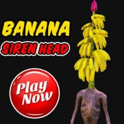 GTA 5 Mods Banana Siren Head
