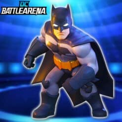 GTA 5 Mods Batman in DC Battle Arena