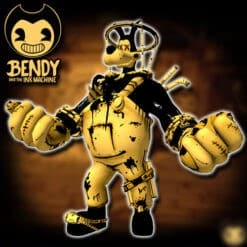 GTA 5 Mods Brute Boris in Bendy and the Ink machine