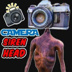 GTA 5 Mods Camera Siren Head