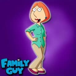 GTA 5 Mods Lois Griffin in Family Guy