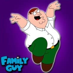 GTA 5 Mods Peter Griffin in Family Guy