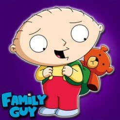 GTA 5 Mods Stewie Griffin in Family Guy