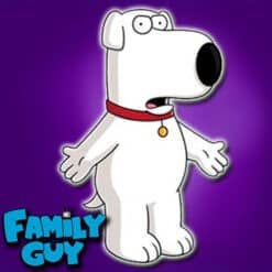 GTA 5 Mods Brian Griffin in Family Guy