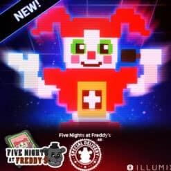 GTA 5 Mods FNAF 8 Bit Baby