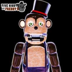 GTA 5 Mods FNAF Bongo The Monkey