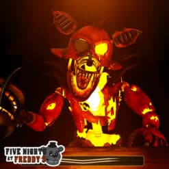 GTA 5 Mods FNAF Flaming Foxy