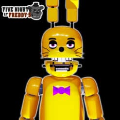 GTA 5 Mods FNAF Robert The Rabbit