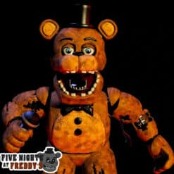 GTA 5 Mods FNAF Withered Freddy